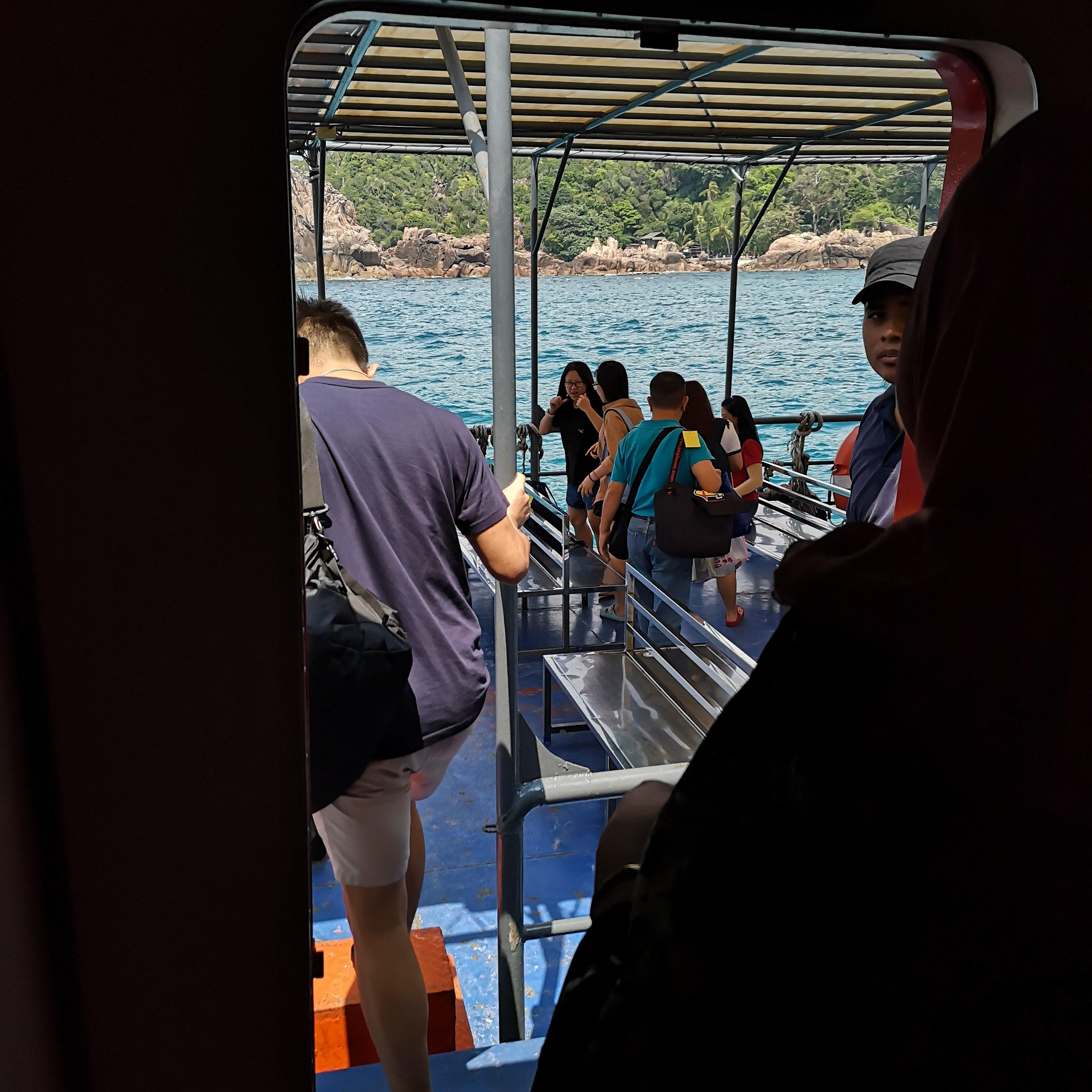 Shahbandar Ferry